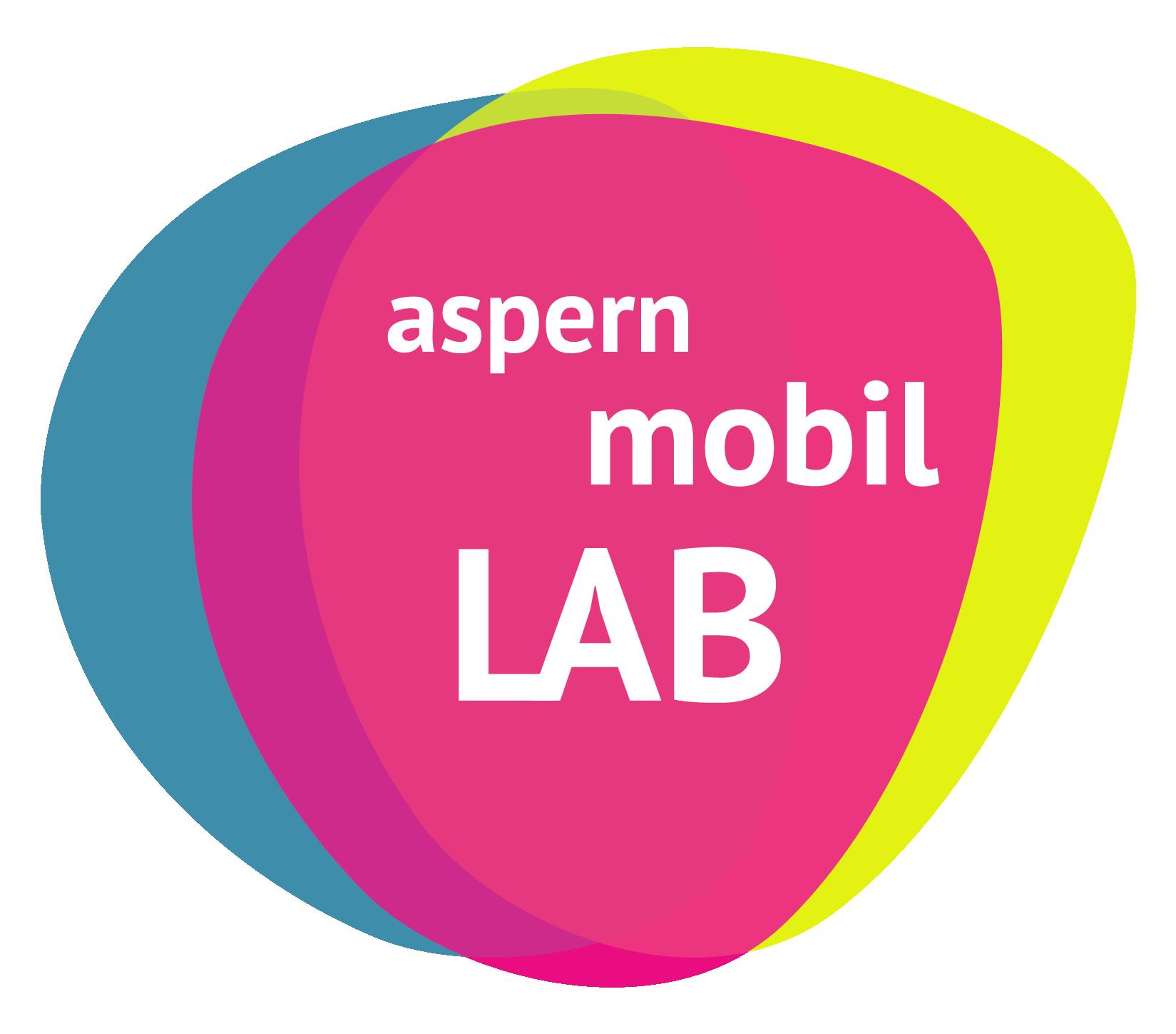 Logo aspern.mobil LAB